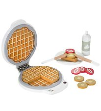 Kids Concept Play Food - Bistro - Waffle Iron Set