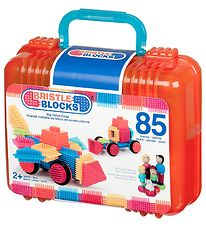 Bristle Blocks Case - 85 pcs - Big Value