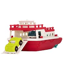 Wonder Wheels Ferry Boat