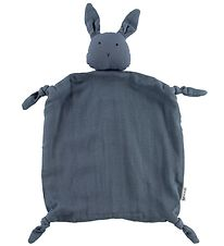 Liewood Comfort Blanket - Agnete - Rabbit - Dusty Blue