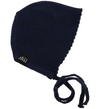 MP Baby Hat - Knitted - Navy