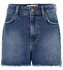 Cost:Bart Shorts - Sandie - Blue Denim