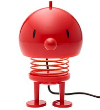 Hoptimist Lamp - The Bumble Lamp - 13,5 cm - Red