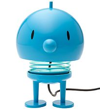 Hoptimist Lamp - The Bumble Lamp - 13,5 cm - Turquoise
