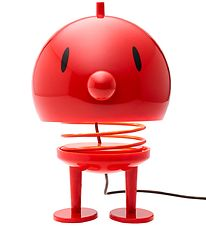 Hoptimist Lamp - The Bumble Lamp - 23 cm - Red