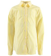 Grunt Shirt - Lutux - Yellow Striped