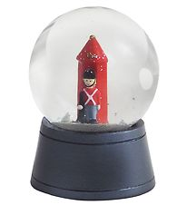 Kids by Friis Mini Snow Globe - D:4 cm - Queens Guard
