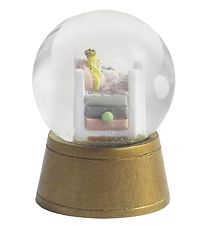 Kids by Friis Mini Snow Globe - D:4 cm - The Princess And The Pe