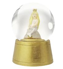 Kids by Friis Mini Snow Globe - D:4 cm - The Little Mermaid
