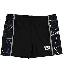Arena Swim Pants - Water Jr - Black/Print