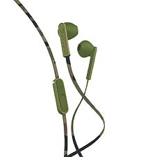 Urbanista Headphones - San Francisco - in-ear - Green Camo