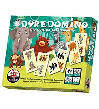 Danspil Board Game - Domino - Animals