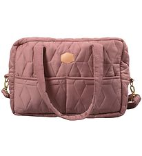 Filibabba Changing Bag - Quilted - Wild Rose