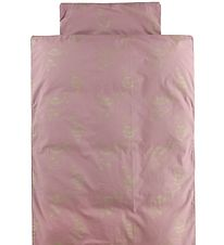 Filibabba Duvet Cover - Baby - Airballoon - Dusty Rose