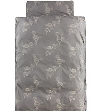 Filibabba Duvet Cover - Baby - Airballoon - Grey