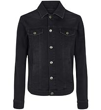 Cost:Bart Denim Jacket - Clark - Black