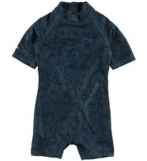 Soft Gallery Coverall Swimsuit - Rey - UV50 - Orion Blue Owl