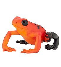 Papo Red Frog - L: 5 cm