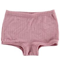 Joha Hipsters - Wool - Dusty Rose