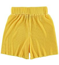 Hound Shorts - Pleated - Yellow