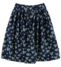 Molo Skirt - Brittany - Blue Love
