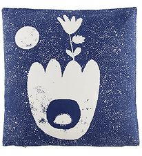 ferm Living Cushion - Landscape - 40x40 - Blue