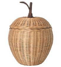 ferm Living Storage Basket - Small - 28 cm - Apple