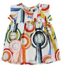 Molo Dress - Cille - Rosettes