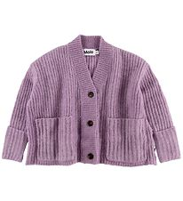 Molo Cardigan - Knitted - Gilberta - Alpine Flower