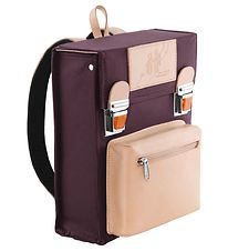 Jens Storm Kbh Preschool Backpack - Purple