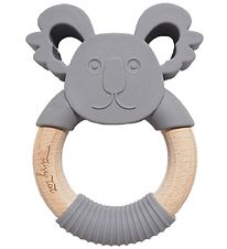 Tiny Tot Teether - Koala - Grey