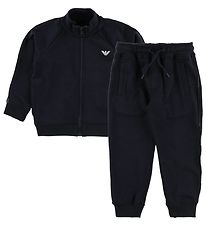 Emporio Armani Sweat Set - Navy