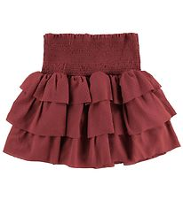 Designers Remix Skirt - Byron - Ox Blood