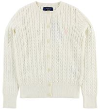 Polo Ralph Lauren Cardigan - Knitted - White