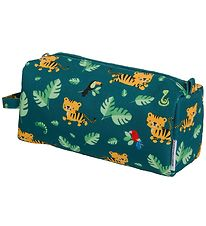 A Little Lovely Company Pencil Case - Jungle Tiger