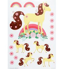 A Little Lovely Company Wallstickers - 35x50 - Horse