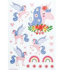 A Little Lovely Company Wallstickers - 35x50 - Unicorn