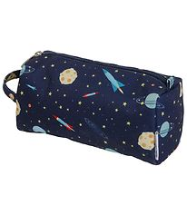 A Little Lovely Company Pencil Case - Space