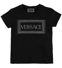 Versace T-shirt - Black/White