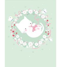 A Little Lovely Company Poster - 50x70 - Cat