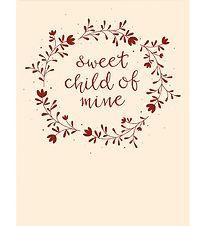 A Little Lovely Company Poster - 50x70 - Sweet Child