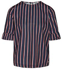 Cost:Bart Top - Enrica - Navy Striped