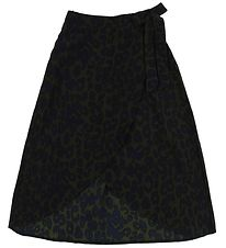 Hound Skirt - Army/Navy Leo