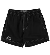 Kappa Swim Trunks - Black
