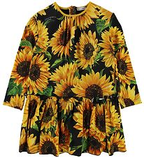 Dolce & Gabbana Dress - Sunflower - Black/Yellow