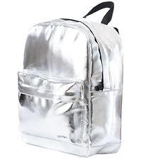 Spiral Backpack - Mini - Silver Rave