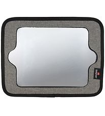 BabyDan Tablet Holder w. Mirror - Lux Grey