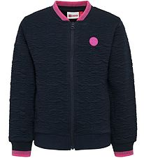 Lego Wear Zip Cardigan - LWSimone - Navy