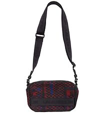 Lala Berlin Shoulder Bag - Agatha - Kufiya Stamp Dark