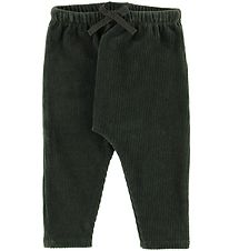 Soft Gallery Trousers - Corduroy - Hailey - Peat